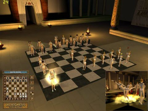 Lovechess age of egypt 2 29 порно шахматы
