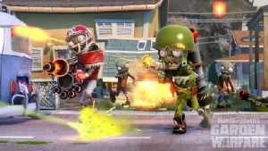 Скачать Plants vs. Zombies Garden Warfare