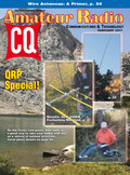 Журнал CQ Amateur Radio №2 2017