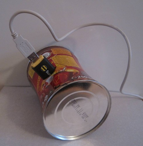 3g антенна из дисков