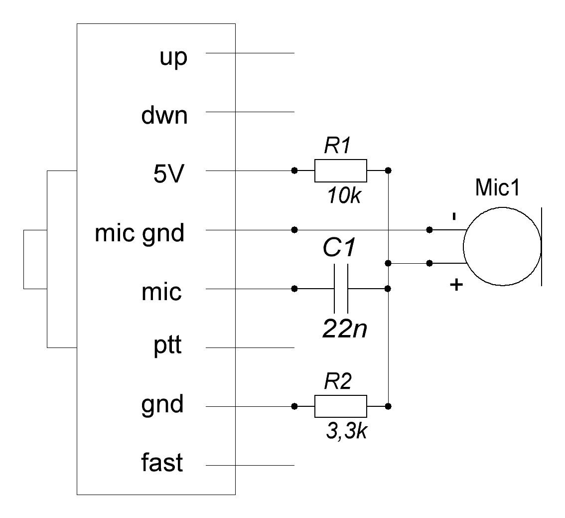 трансивер ft 450 d схема