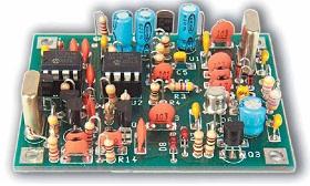 RockMike – простой QRP трансивер на 40 или 20 метров ...