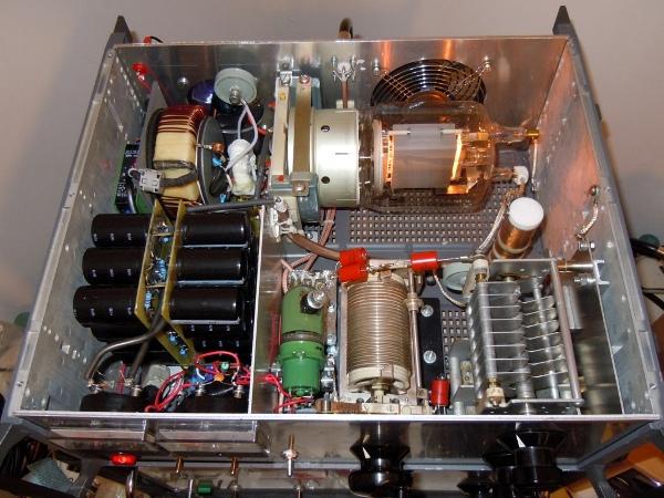 Усилитель на лампе ГС-23Б