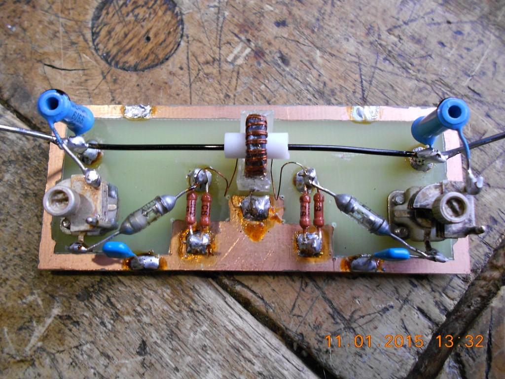 Приборы для настройки кв антенн своими руками